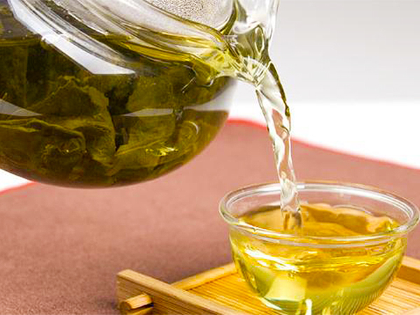 绿茶的来历民间故事