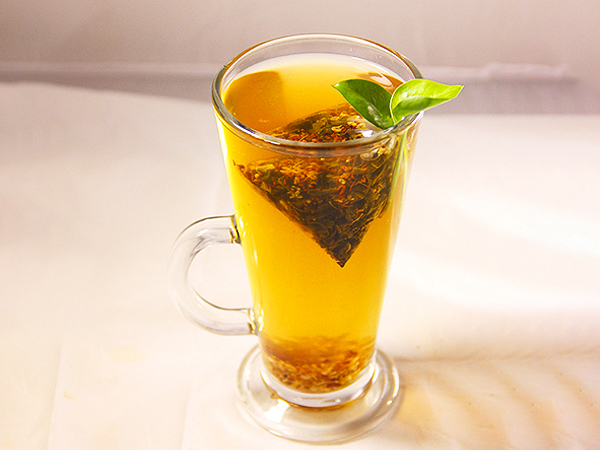 普洱绿茶的杀青