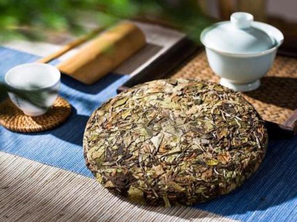 中国六大茶类之一白茶